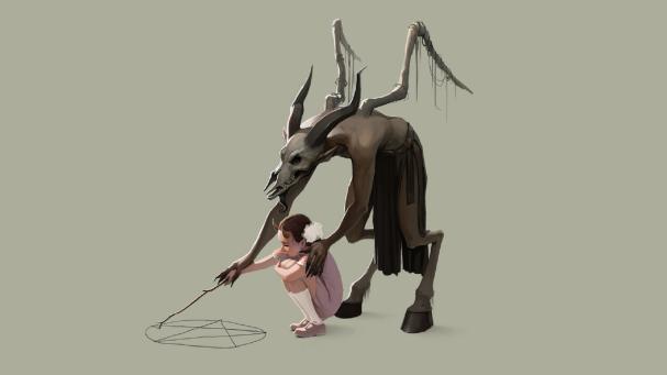 Girls for Satan