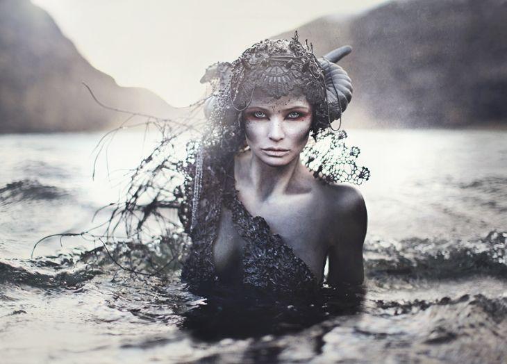 mermaid rising
