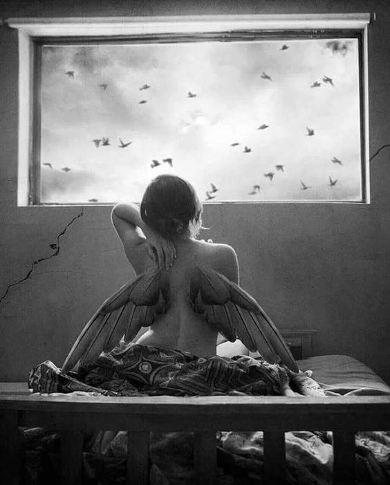 She was a bird