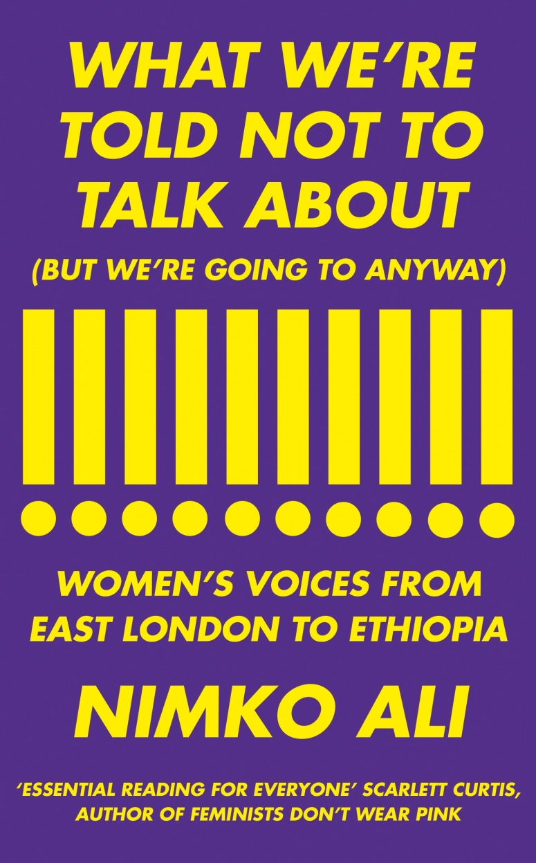 What Were Told Not To Talk About – Nimiko Ali